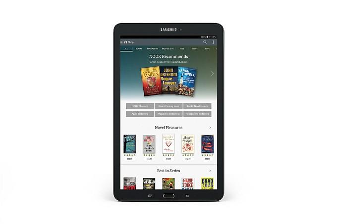 Barnes & Noble Perkenalkan Samsung Galaxy Tab E Nook Edition