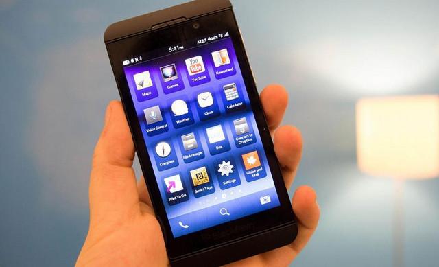 Beralih ke Android, Blackberry Tetap Tak Tinggalkan BB10