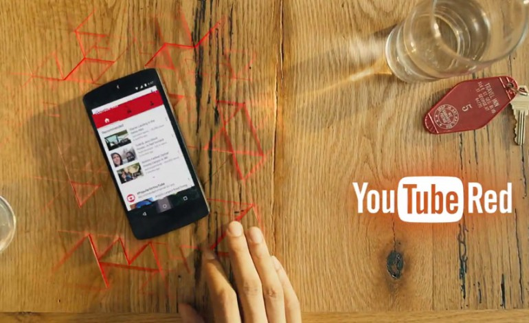 Google Resmi Buka Layanan Youtube Red