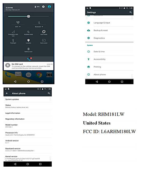 Blackberry Priv Kantongi Sertifikasi FCC
