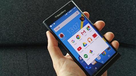 Blackberry Priv Mungkin Juga Bakal Tersedia di India