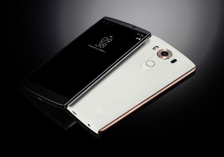 Diresmikan, LG V10 Bawa Layar Sekunder, Dual Kamera Depan dan Mode Manual