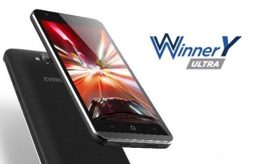 Evercoss Winner Y Ultra Diluncurkan, Harga Hanya Rp 1 Juta