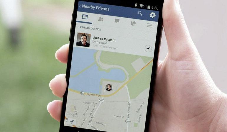Facebook Hadirkan Fitur Baru 'Nearby Friends' di Indonesia