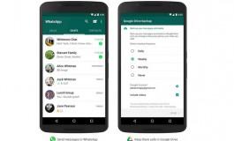 Fitur Backup Data WhatsApp ke Google Drive Akhirnya Tersedia Untuk Android