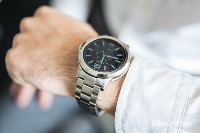 Fossil Q Founder, Smartwatch Android Wear Pertama Dari Fossil