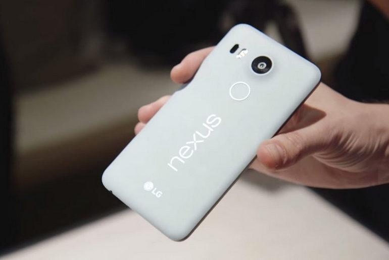 LG Nexus 5X Dirundung Banyak Masalah