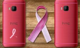 HTC Luncurkan One M9 Pink Untuk Meningkatkan Kesadaran Kanker Payudara