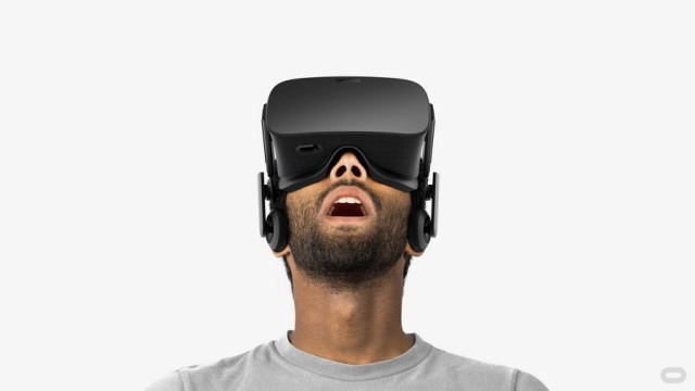 Harga Oculus Rift Dipatok Lebih Dari Rp 5 Juta