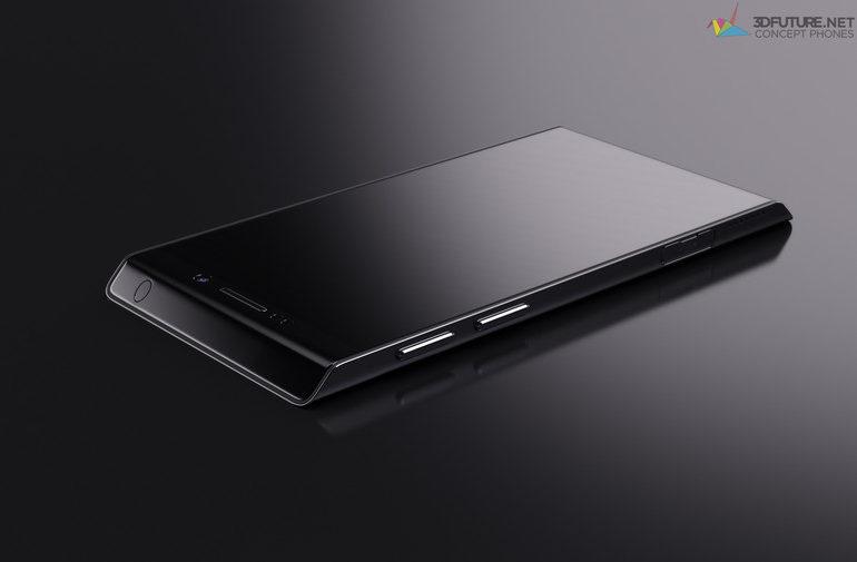 Inilah Konsep Samsung Galaxy S7 Berdasarkan Paten Ponsel Trapesium
