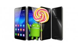 Jatah Android 5.1 Lollipop Untuk Huawei Honor 6 Digulirkan