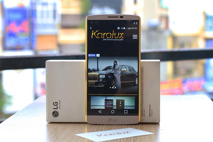 LG Ikut Asus Ledek Casing Apple Pakai LG V10