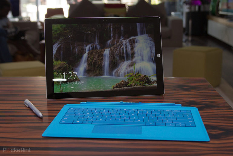 "Layar Microsoft Surface Pro 4 Tersedia Dalam Varian 12"" & 14"""
