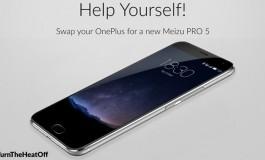 Meizu Wakili Samsung Ejek Balik OnePlus 2 Dengan Meizu Pro 5