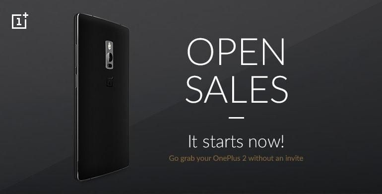 OnePlus 2 Mulai Dijual di India Hari Ini