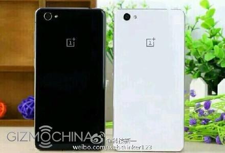 OnePlus X Warna Hitam dan Putih Muncul Dalam Bocoran Gambar