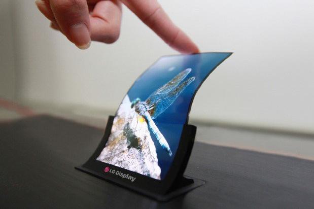 Saingi Samsung, LG Juga Buat Prototipe Layar yang Bisa Dilipat
