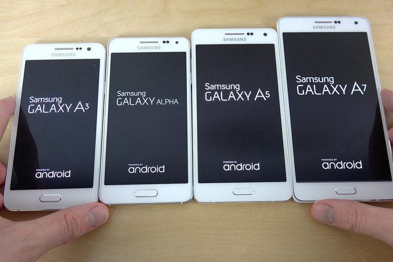 Sekuel Samsung Galaxy A7 & A3 Muncul di GFXBench