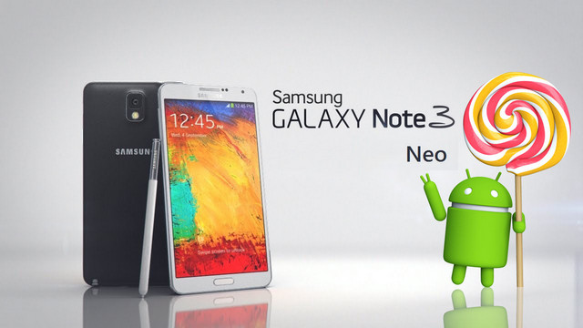 Samsung Galaxy Note 3 Neo Dipermanis Dengan Android 5.1.1 Lollipop