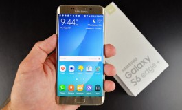 Update Android Marshmallow Untuk Samsung Galaxy S6 edge+ Tiba di India dan Perancis