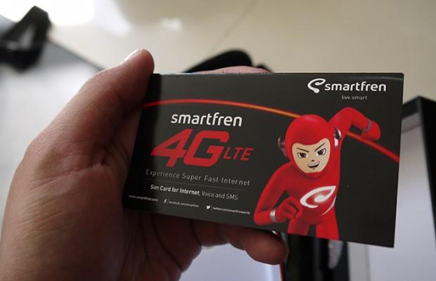 Smartfren Tawarkan Paket Internet True Unlimited
