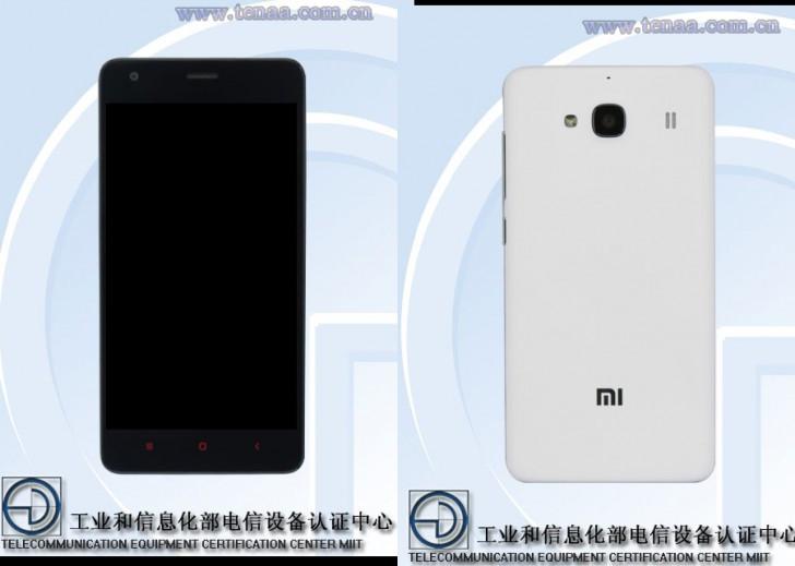 Smartphone Entry-Level Baru Xiaomi Mi 2014816 Muncul di TENAA Dengan RAM 1GB dan Android KitKat