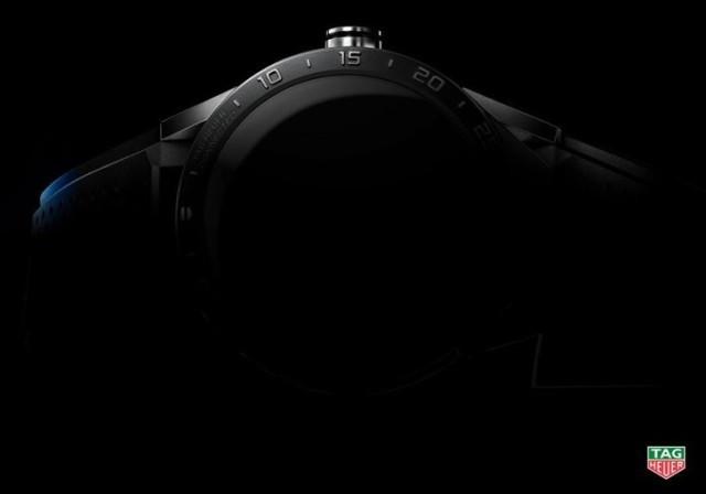 Tag Heuer Rilis Teaser Berisi Siluet Pertama Smartwatch-nya