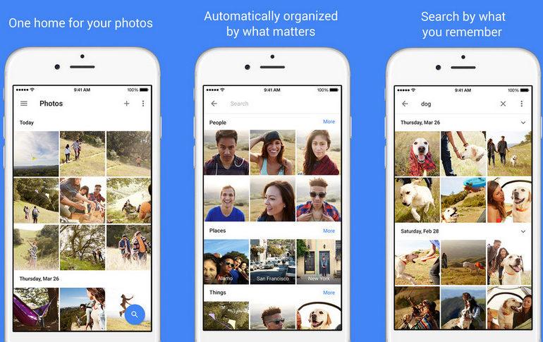 Update Google Foto Untuk iOS Mungkinkan Pengguna Melabel Orang Lain, Kinerja yang Baik & Sebagainya