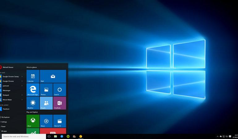 Microsoft Gulirkan Update Mayor Untuk Windows 10