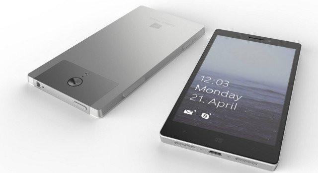 Wartawan Lihat Surface Phone di Kantor Microsoft