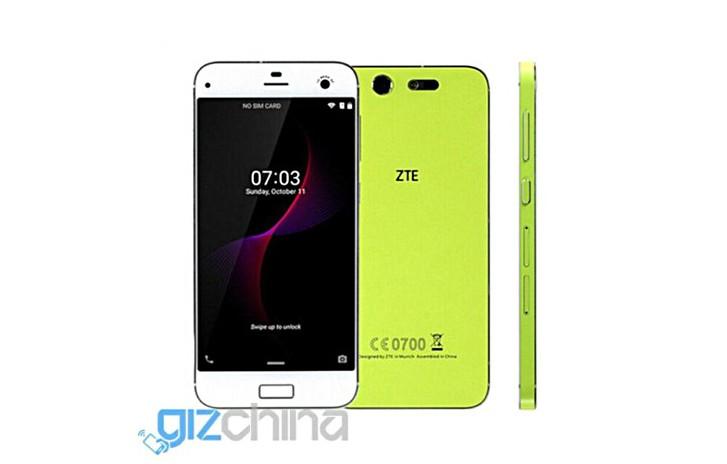 ZTE Blade S7 Gantikan S6 Dengan Duo Kamera 13MP