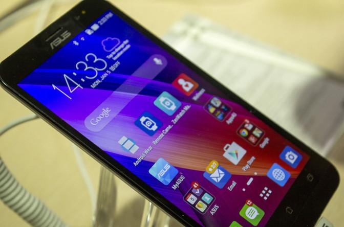 Zenfone 2 Dongkrak Asus Jadi Vendor Nomor 1 di Taiwan