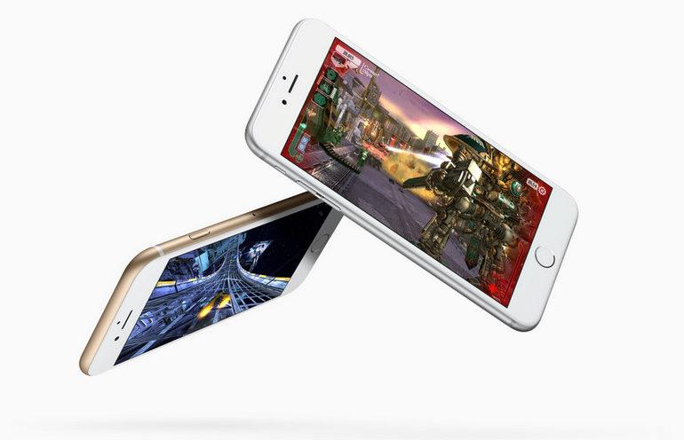 iPhone 6s & 6s Plus Laris Manis di Korea