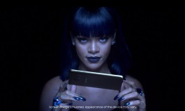 Video Teaser Album Anti Diary Rihanna & Samsung Galaxy Note5 Kok Menyeramkan ya?