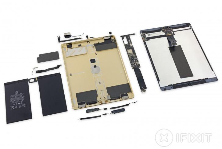 Apple iPad Pro Dibedah, Ini Jeroannya!