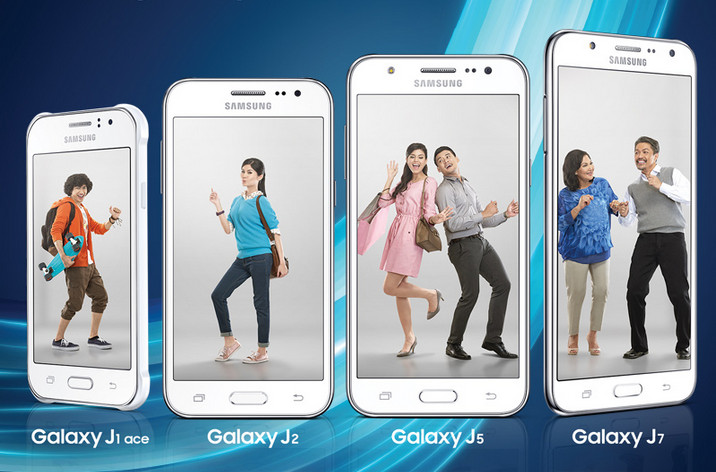 Beli Galaxy J2, J5, J7 dan J1 Ace, Samsung Tawarkan Promo Paket Data