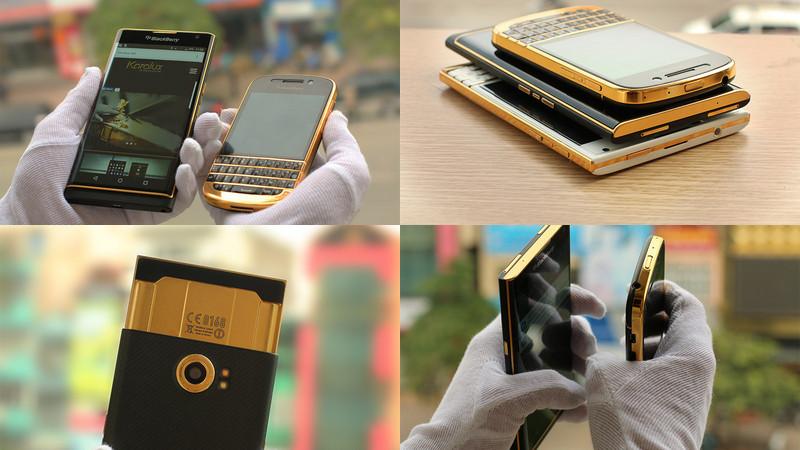 Blackberry Priv gold 2