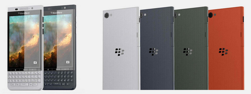 Blackberry Vienna Bakal Jadi Smartphone Android Kedua Blackberry 1