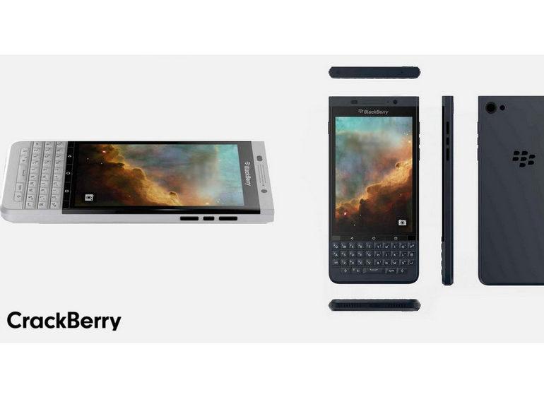 Blackberry Vienna Bakal Jadi Smartphone Android Kedua Blackberry