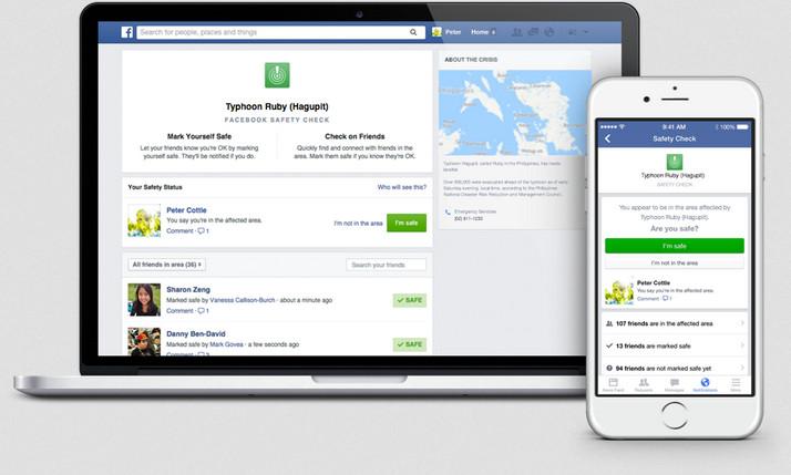 Facebook Diskriminatif Soal Fitur Safety Check
