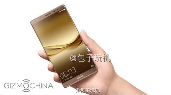 Jelang Peluncuran, Wujud Huawei Mate 8 Terlihat Dalam Gambar Bocoran Dengan 4 Pilihan Warna