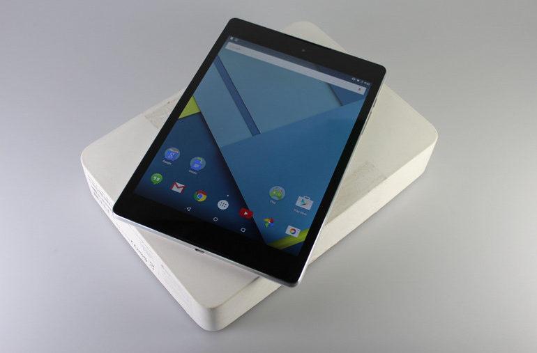 HTC Banting Harga Nexus 9 di Amerika Serikat