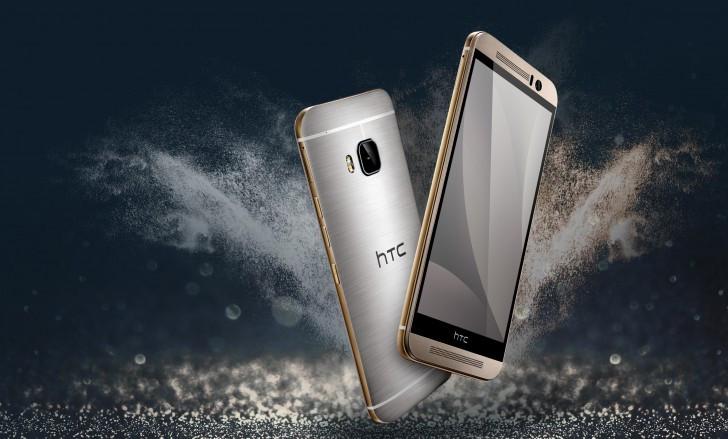 HTC One M9s 'Berotak' Helio X10 Memulai Debut di Taiwan