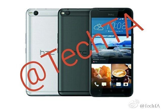 Hitam Silvernya HTC One X9 Kelihatan di Gambar Bocoran Baru