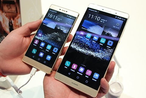 Huawei P9 Max Muncul di AnTuTu, Bawa Kirin 950 & Layar QHD 6,2 Inci