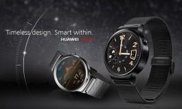 Huawei Watch Mulai Dipasarkan di Inggris