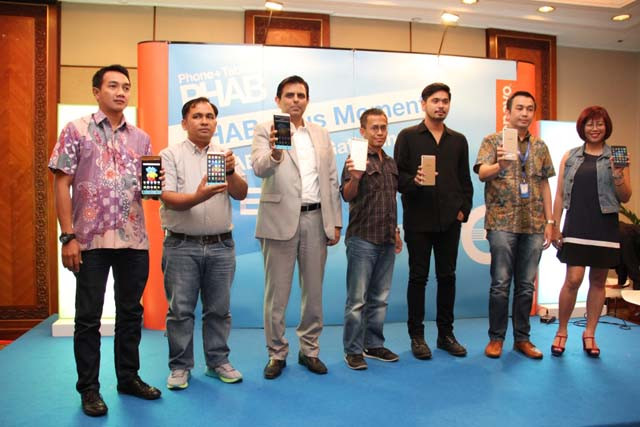 Lenovo PHAB & PHAB Plus Meluncur di Indonesia