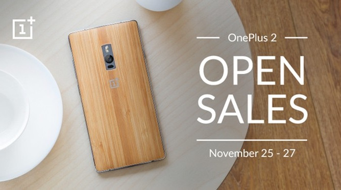 Tanpa Undangan, OnePlus 2 Dijual Bebas Secara Terbatas di India