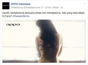 Oppo Neo 7 Diboyong ke Indonesia