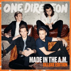 Pre-Order Album Made In The A.M. One Direction 2